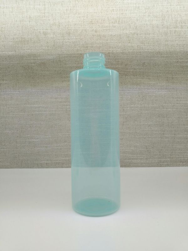 Non - Toxic Odorless PET Cosmetic Bottles 250ml For Shampoo OEM/ODM